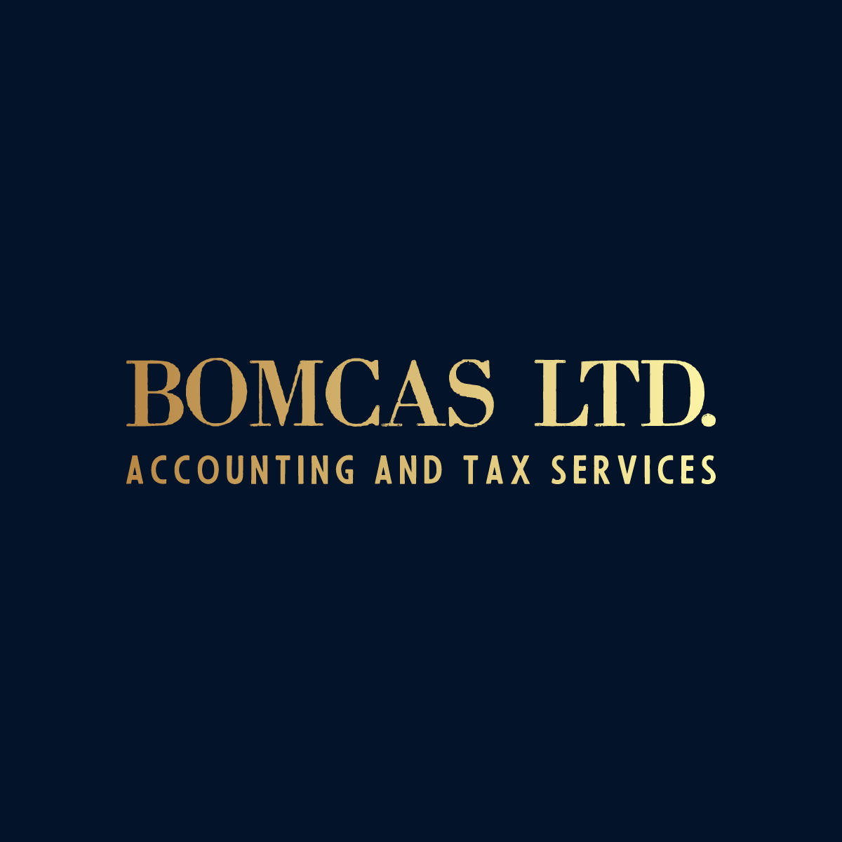 BOMCAS LTD. Edmonton Accounting and Tax Services
