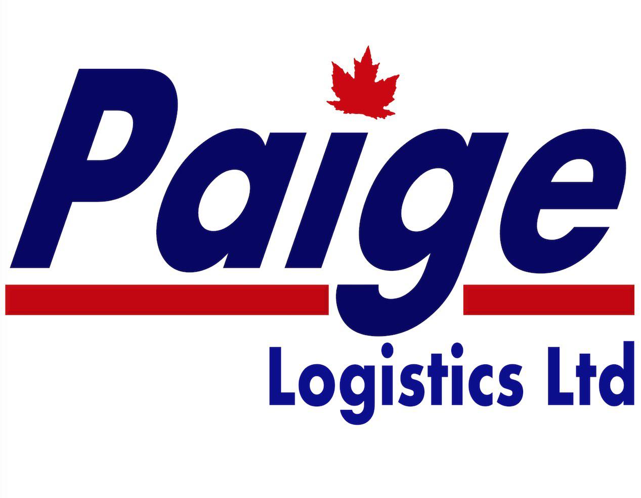 Paige Logistics Ltd