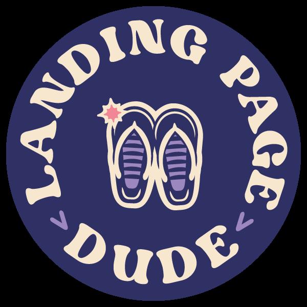Landing Page Dude