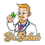 DrBaked Cannabis Delivery Logo