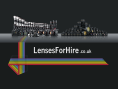 Lenses For Hire Ltd Logo