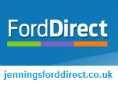 Jennings Ford Direct Logo