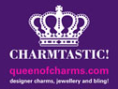 Queen Of Charms  Logo