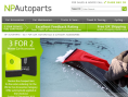 NP Autoparts Limited Logo