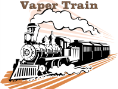 Vaper Train Logo