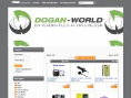 Dogan World Logo