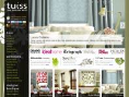 Blinds & curtains by tuiss ® Logo
