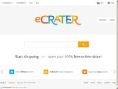 Ecrater Logo
