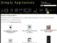 Simply Appliances Logo