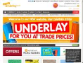 All About Underlay Logo
