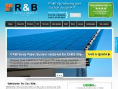 R&B Electrical & Renewables Ltd Logo