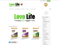 Love Life Supplements Logo