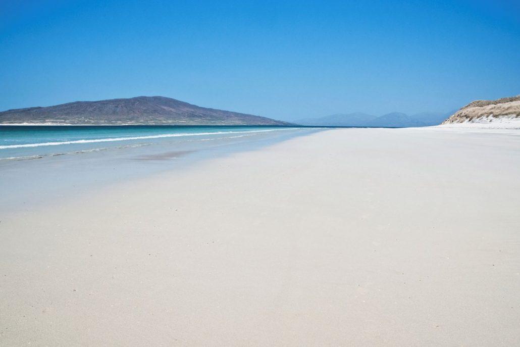 Luskentyre Beach Losgaintir