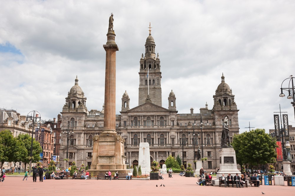 Glasgow City Breaks - George Square
