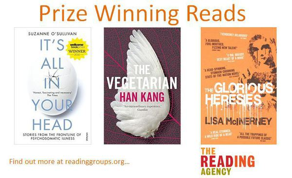 Medium prize winning reads image