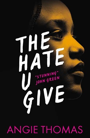 Large the hate u give   jacket image  250