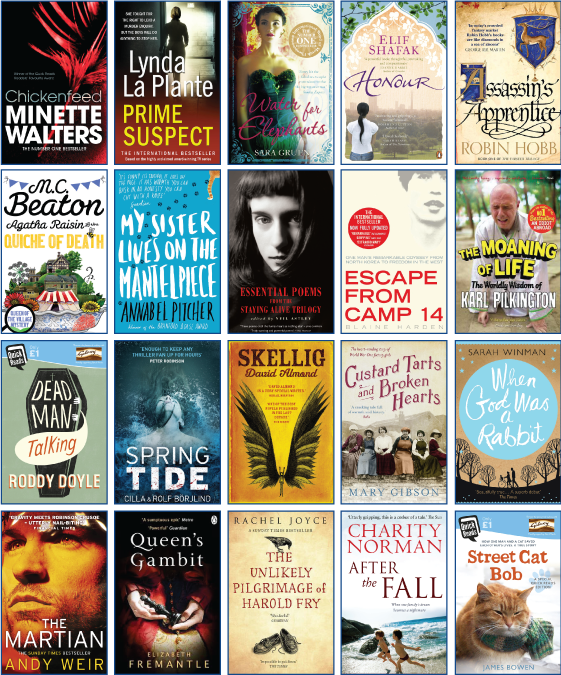 Best New Books 2015 - Bestsellers to Read for Book Club