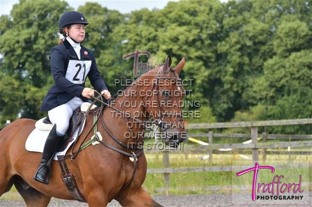 Burghley PC Senior ODE 2.7.17