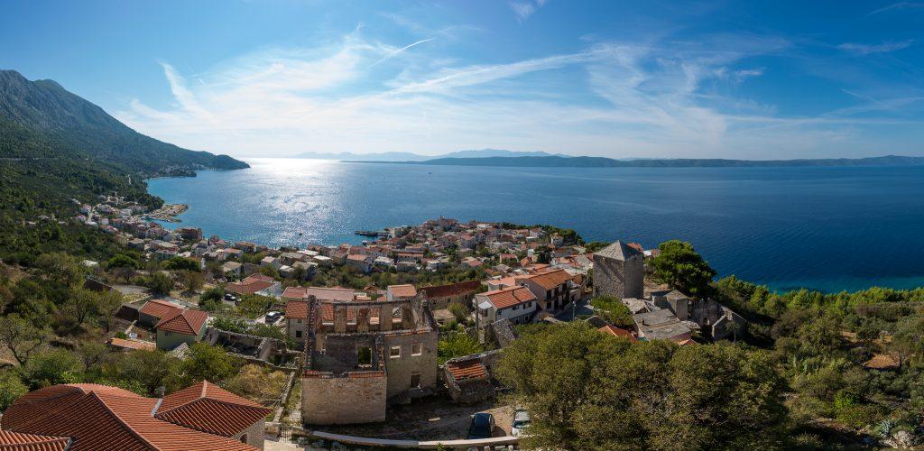 Croatia coastline