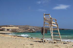 Cape Verde beach