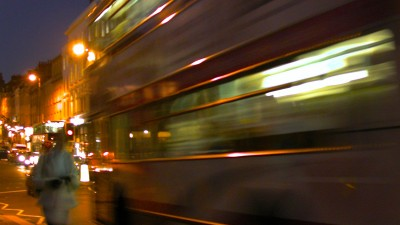 Thumbnail image for Late night bus services in North Somerset this Christmas