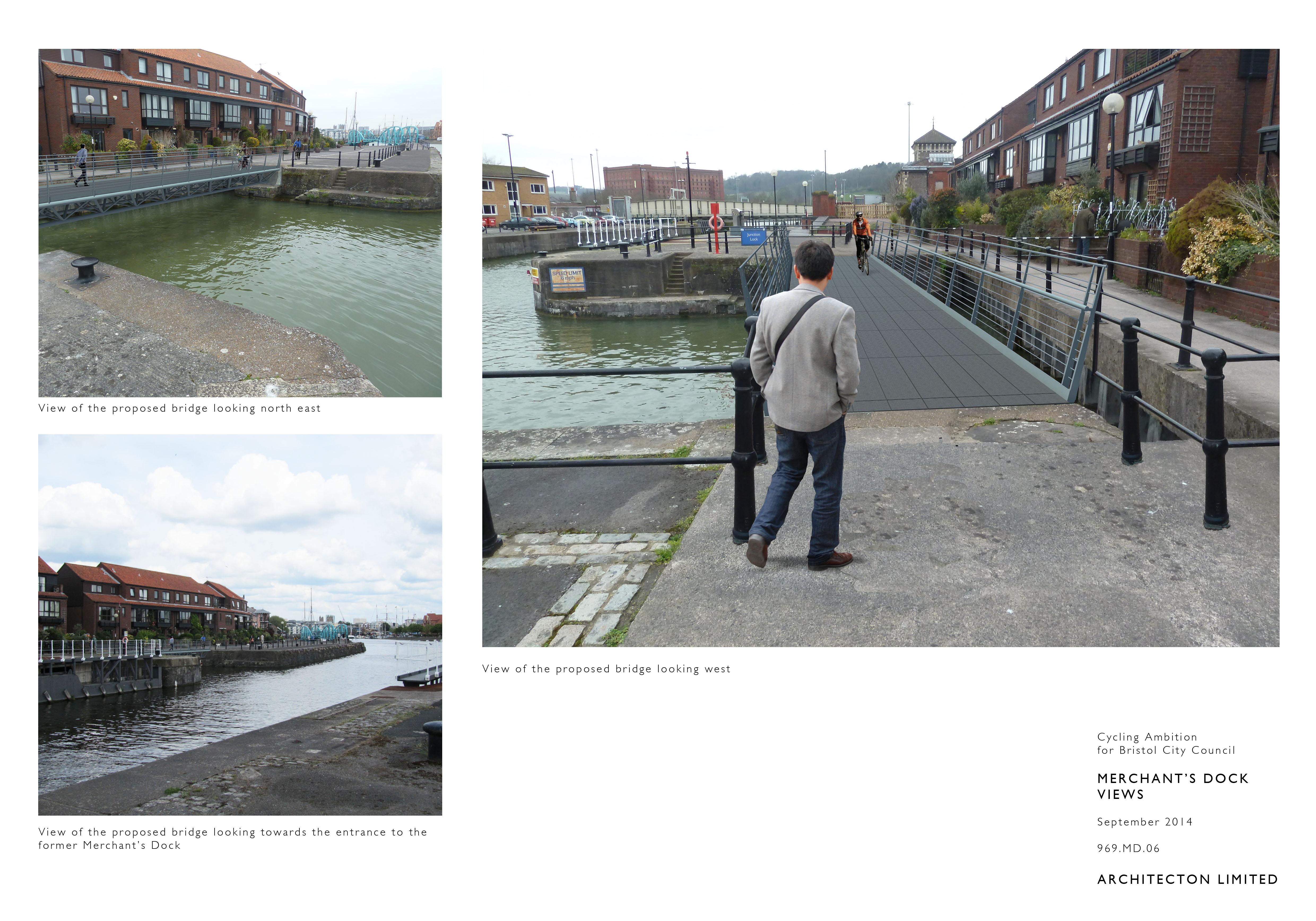 Merchant's Dock Bridge Option