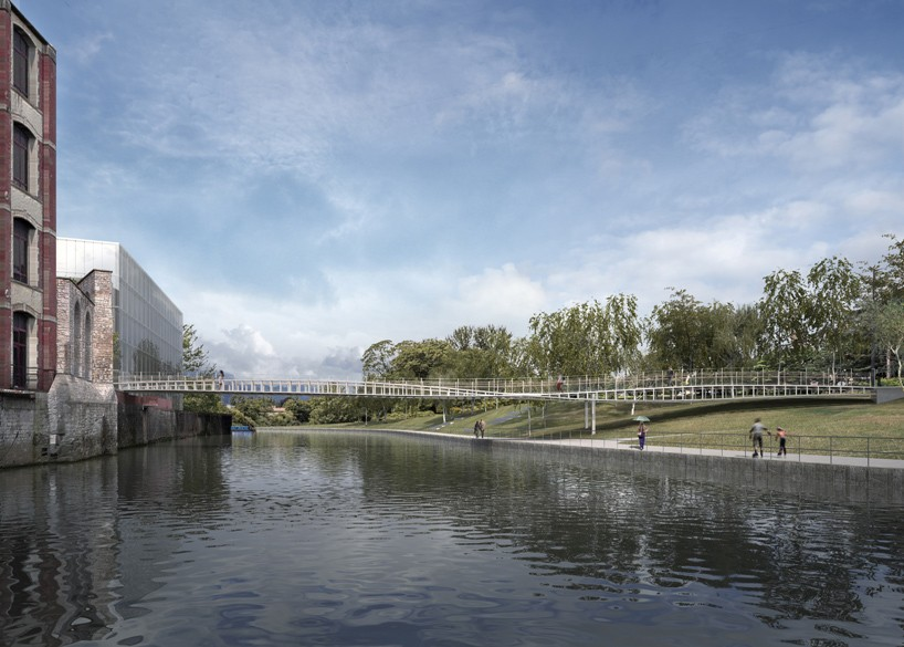 Bath Quays Bridge Winning Design