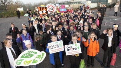 Thumbnail image for Road Safety Week at Bristol schools