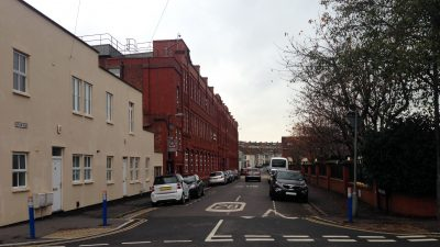 Thumbnail image for Road safety trial to begin outside Ashton Gate Primary in the New Year