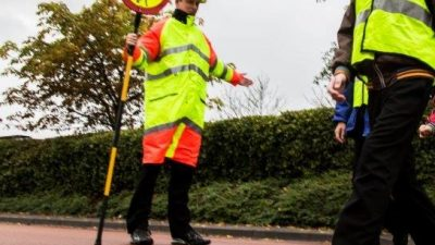 Thumbnail image for Bournville school has a school crossing patrol thanks to sponsorship from an insurance company