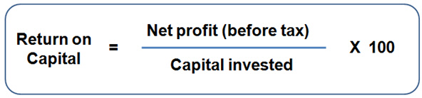 How to Calculate Return on Capital