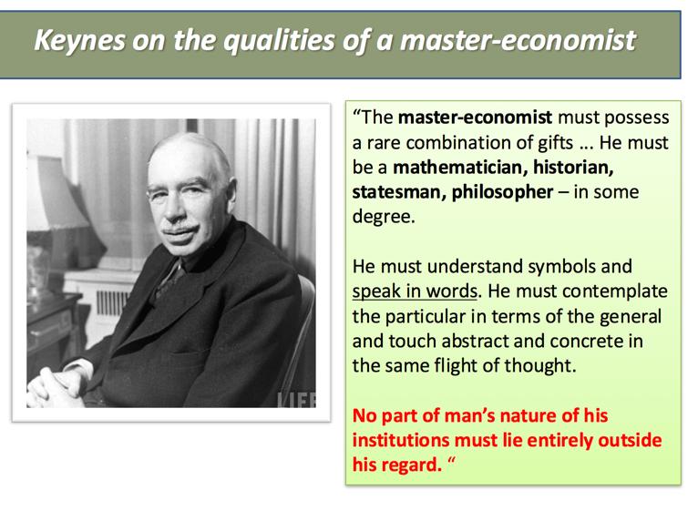 A level economics self study