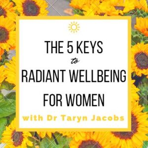 Radiant wellbeing for women