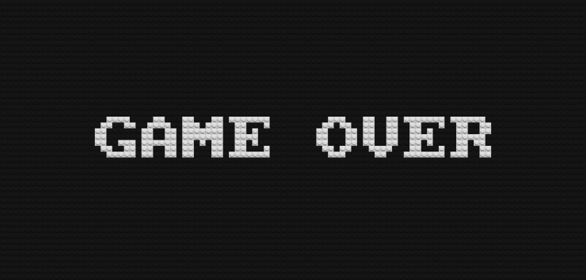 Game Over - Large