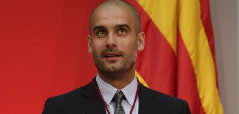 Guardiola bandiera