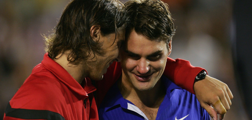 during day fourteen of the 2009 Australian Open at Melbourne Park on  February 1, 2009 in Melbourne, Australia.