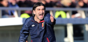 FLORENCE, ITALY - JANUARY 29: Ivan Juric head coach of Genoa CFC gestures during the Serie A match between ACF Fiorentina and Genoa CFC at Stadio Artemio Franchi on January 29, 2017 in Florence, Italy.  (Photo by Gabriele Maltinti/Getty Images)