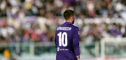 FLORENCE, ITALY - MARCH 12: Federico Bernardeschi of ACF Fiorentina during the Serie A match between ACF Fiorentina and Cagliari Calcio at Stadio Artemio Franchi on March 12, 2017 in Florence, Italy.  (Photo by Gabriele Maltinti/Getty Images)