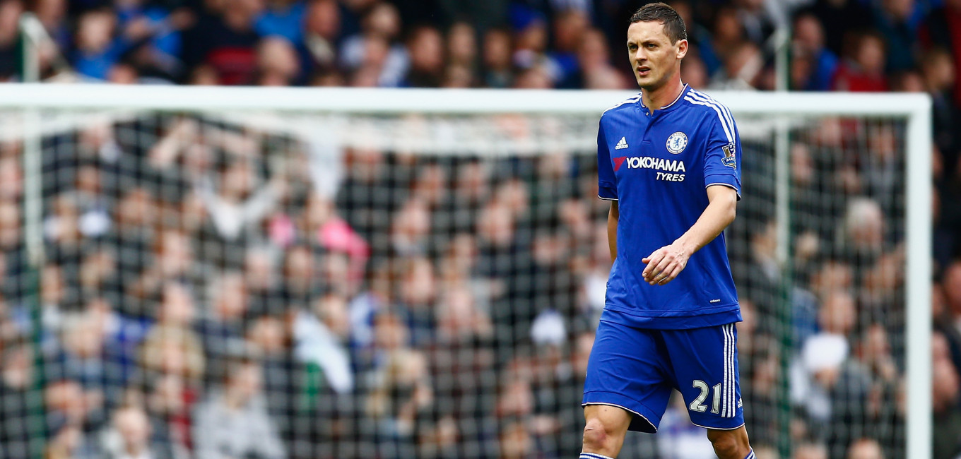 LONDON, ENGLAND - OCTOBER 24:  Nemanja Matic of Chelsea leaves the pitch after being shown a red card during the Barclays Premier League match between West Ham United and Chelsea at Boleyn Ground on October 24, 2015 in London, England.  (Photo by Jordan Mansfield/Getty Images)