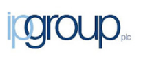 The logo for investor IP Group