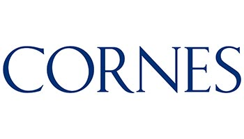 The logo for investor Cornes