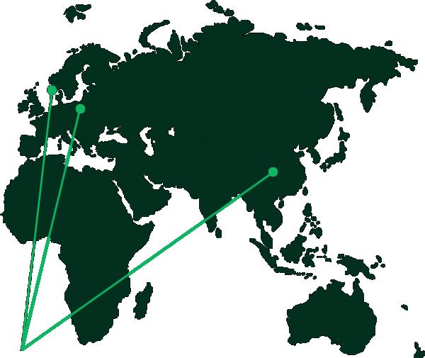 Umoe Industries location map