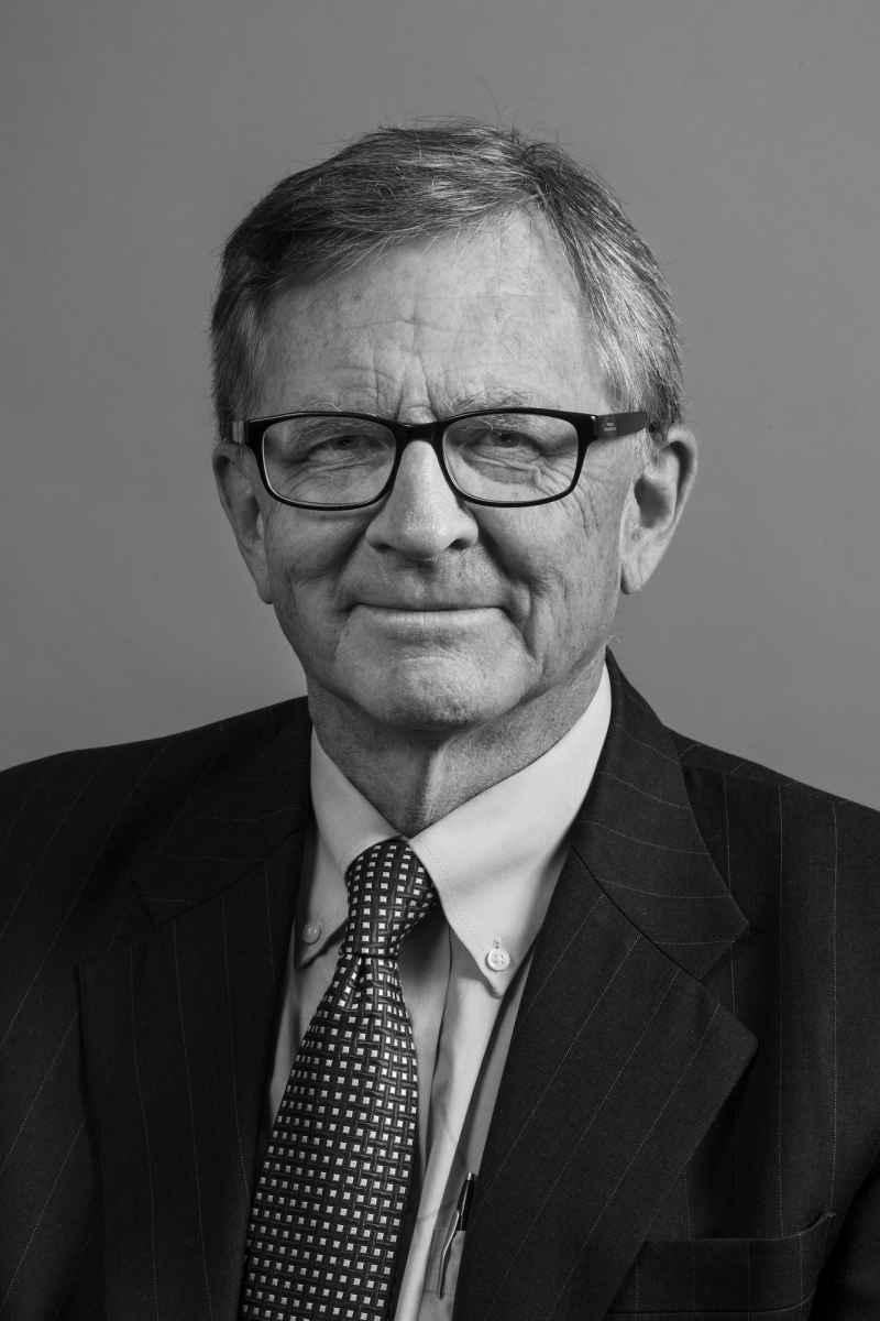 Harald Norvik portrait