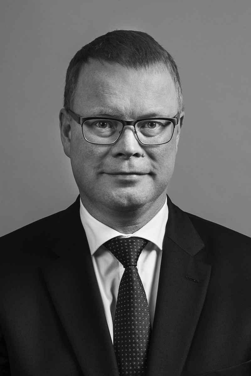 Knud Dalaker portrait