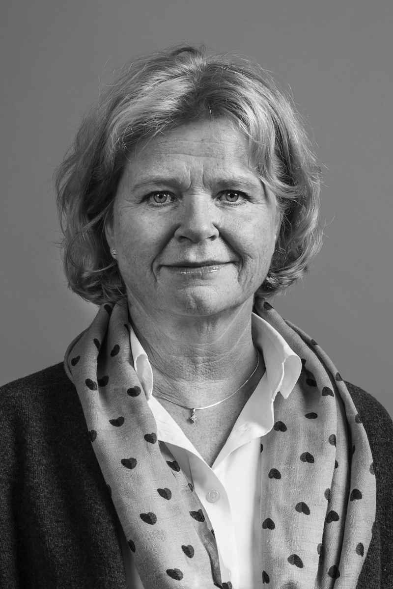Inger Johanne Bergstøl portrait