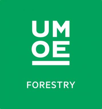 Umoe Forestry logo