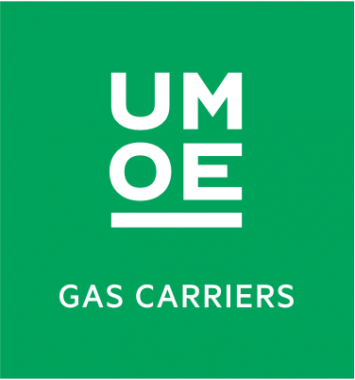 Umoe Gas Carriers logo
