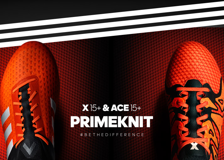 adidas Primeknit - Be The Difference