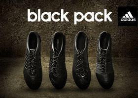 Adidas Black Pack Collection