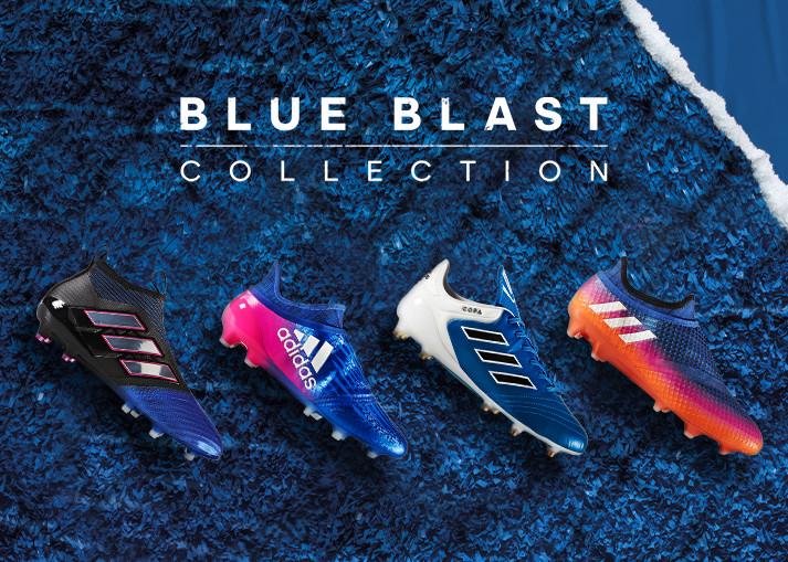 Commandez vos crampons adidas Blue Blast sur Unisportstore.fr